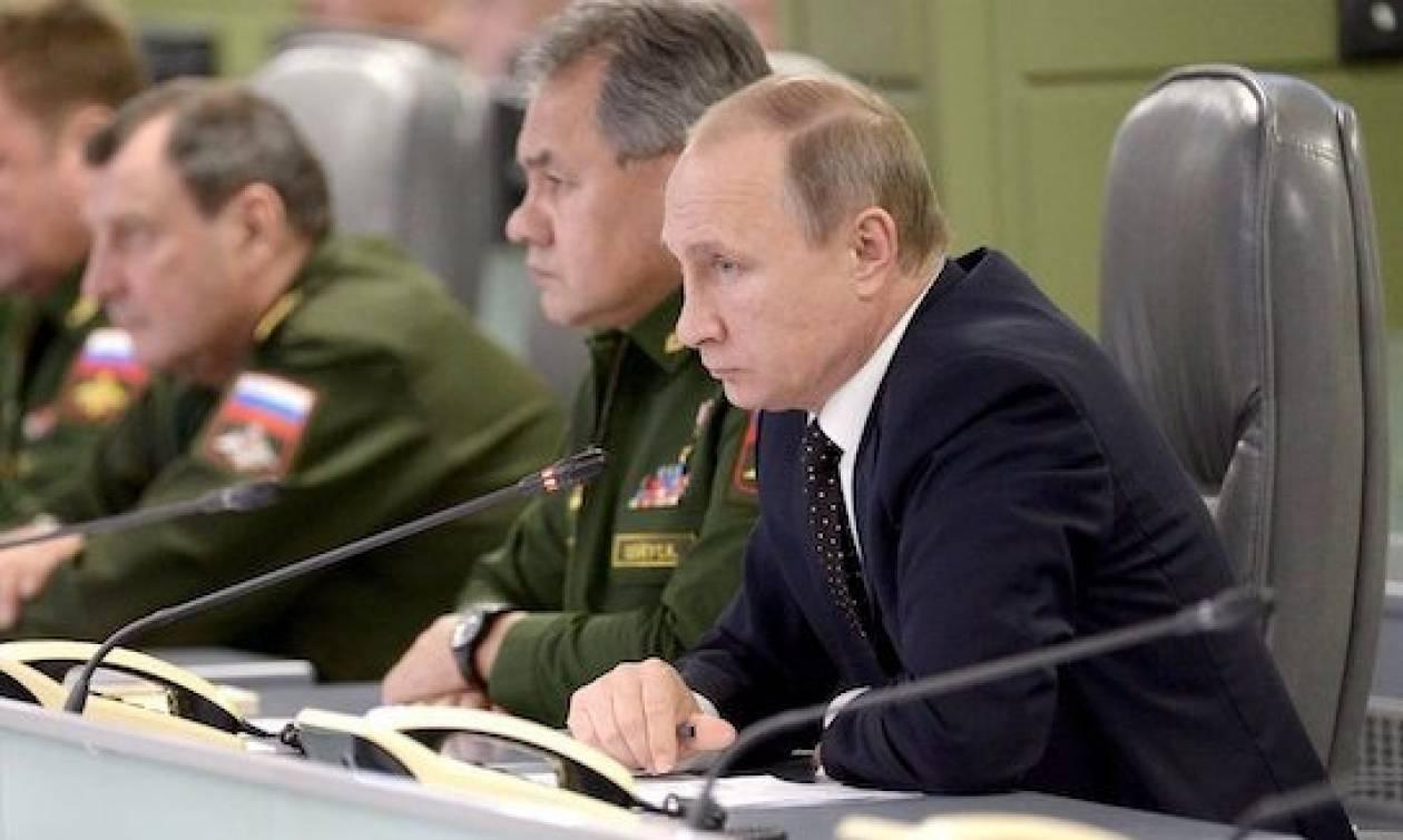 Επίσκεψη Πούτιν: Μπαράζ τουρκικών προκλήσεων κατά την άφιξη του Ρώσου Προέδρου