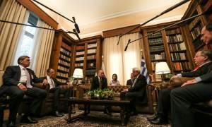 Πούτιν σε Παυλόπουλο: Έχουμε βαθιές σχέσεις με την Ελλάδα (pics+vid)