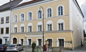Αυστρία: Κατάσχεση στο σπίτι του Χίτλερ για να μη γίνει μνημείο των νεοναζί