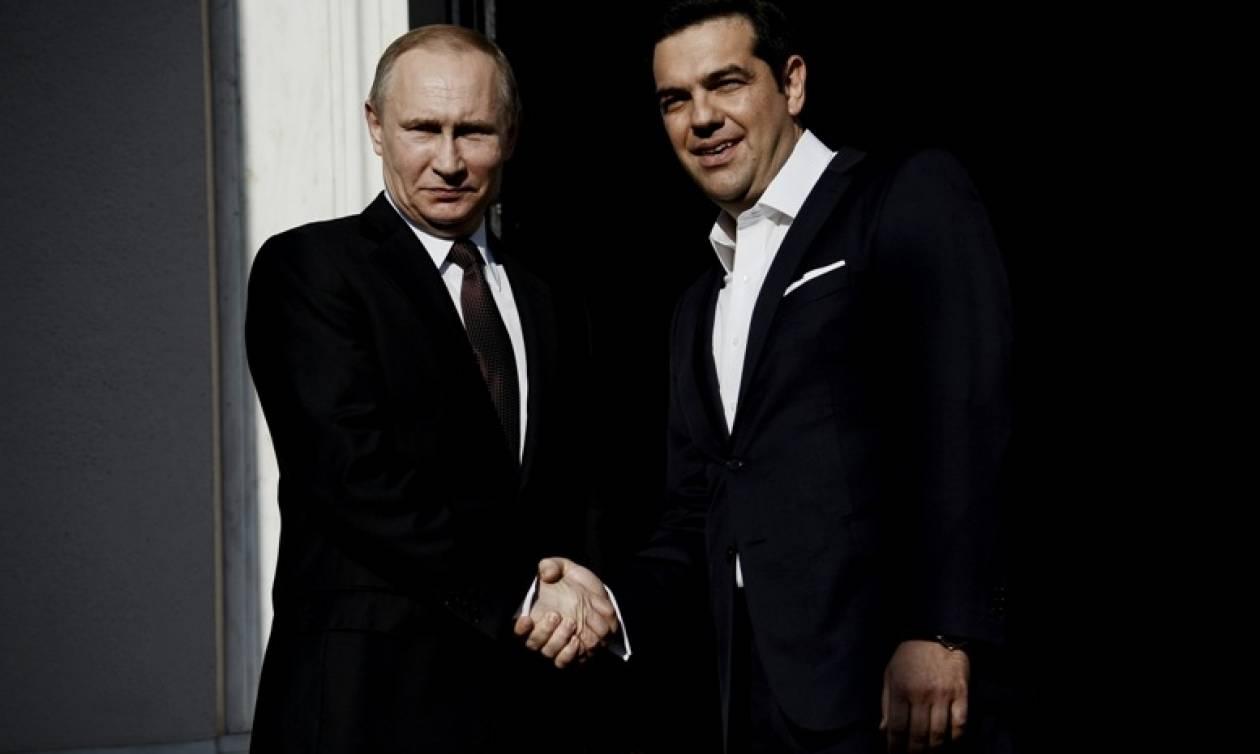 Τσίπρας: Ρώσοι ενδιαφέρονται να επενδύσουν στην Ελλάδα