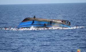 Βίντεο-σοκ της ιταλικής ακτοφυλακής - Νέο ναυάγιο στο οποίο αγνοούνται 350 μετανάστες (Vid)