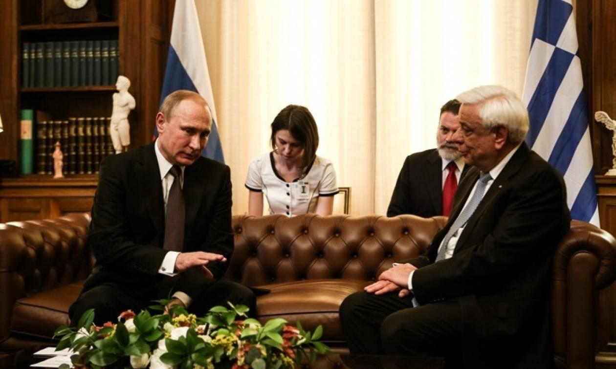 Αποκλειστικό: Παρέμβαση της Ελλάδας για την κρίση στη Μ. Ανατολή  αποδέχεται ο Πούτιν