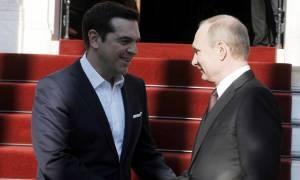 Aυτές είναι οι συμφωνίες που υπέγραψαν Τσίπρας - Πούτιν