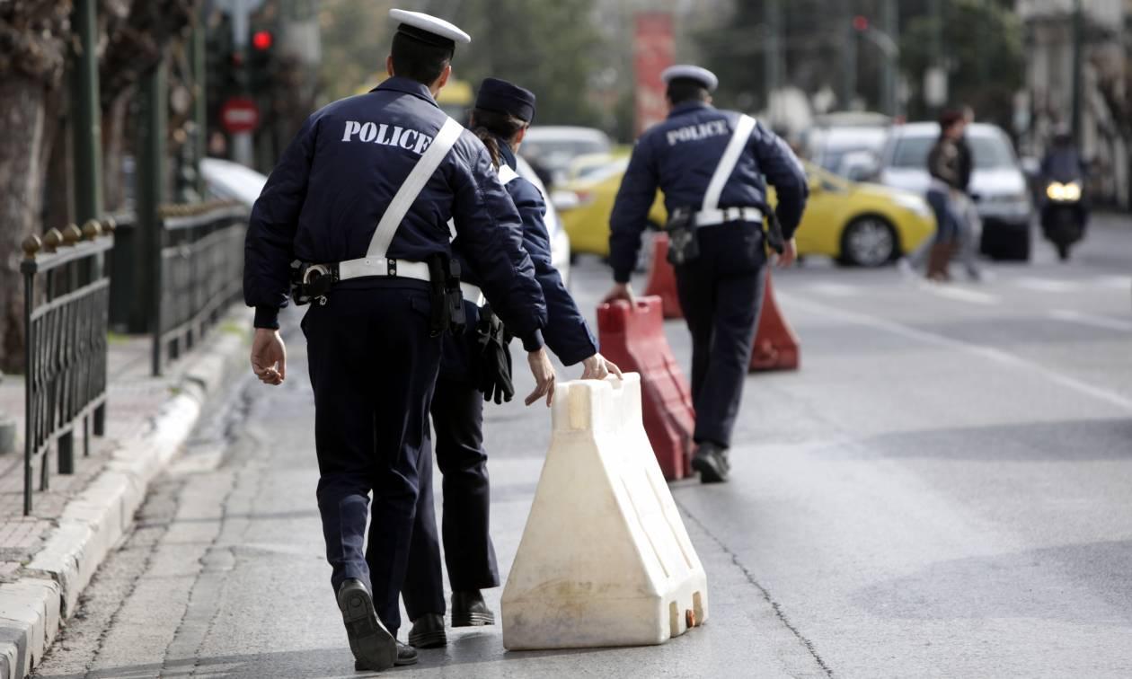Προσοχή! Κυκλοφοριακές ρυθμίσεις στο κέντρο της Αθήνας αύριο Κυριακή