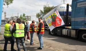 Γαλλία: Βελτιώνεται μεν η κατάσταση με τον ανεφοδιασμό καυσίμων, παραμένει όμως η κρίση