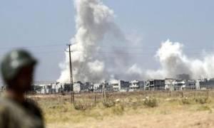 Τουρκία: Δύο ρουκέτες που εκτοξεύθηκαν από τη Συρία έπεσαν κοντά σε αεροδρόμιο
