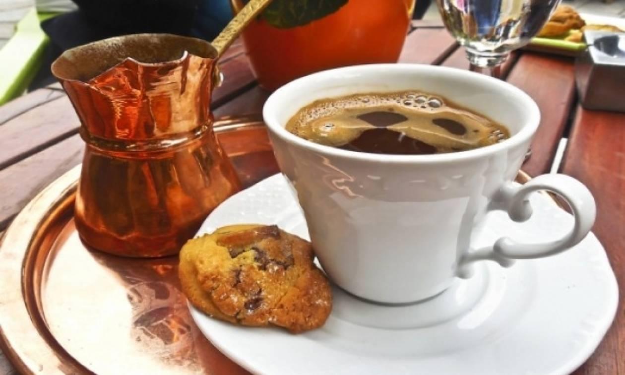 Αυτό είναι το δυνατό πλεονέκτημα του ελληνικού καφέ!