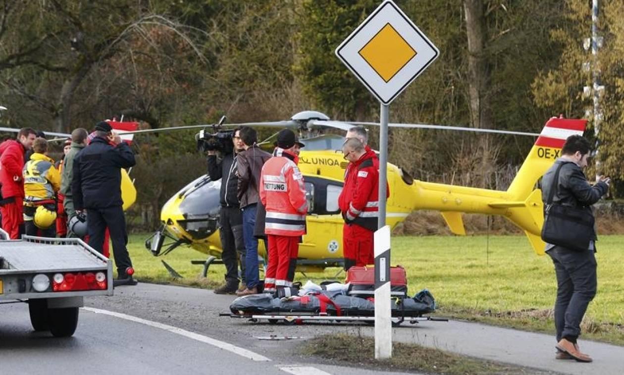 Κεραυνός σε γήπεδο στη Γερμανία - 35 τραυματίες, οι τρεις σοβαρά