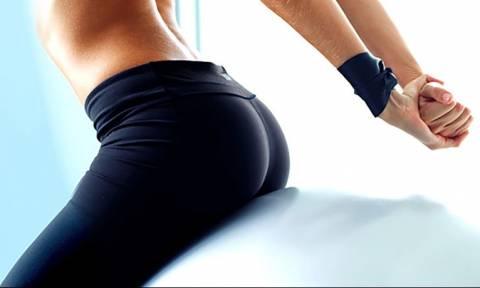 Οι 5 καλύτερες ασκήσεις για τέλεια πόδια και γλουτούς