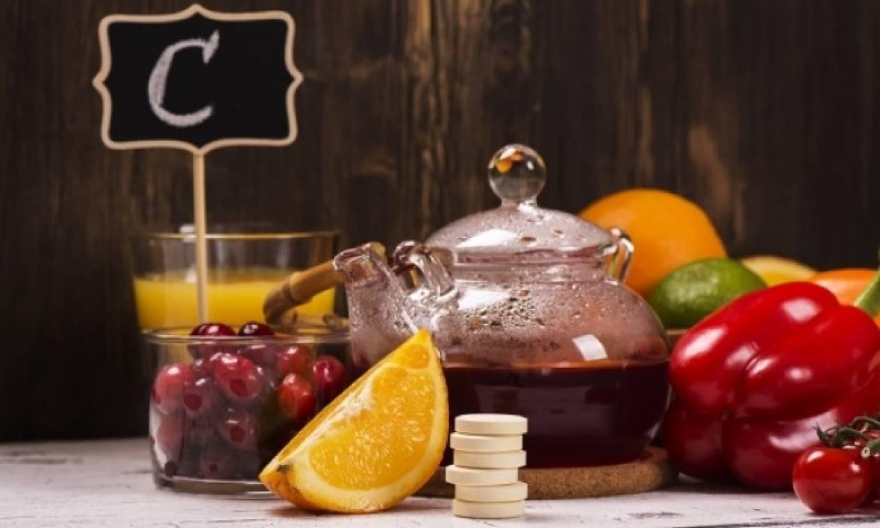 Πέντε φρούτα με περισσότερη βιταμίνη C από το πορτοκάλι