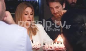 Τζένη Μπότση: Γενέθλια για τον σύντροφό της στην Κηφισιά