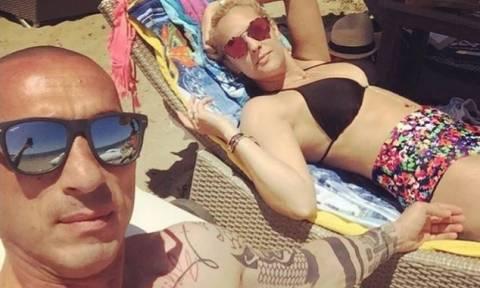 Ασημακοπούλου-Τσιρίλο: Η selfie τους στην παραλία