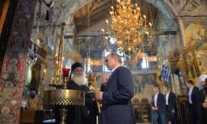 Επίσκεψη Πούτιν: Τι ανέβασε ο Ρώσος Πρόεδρος στο twitter