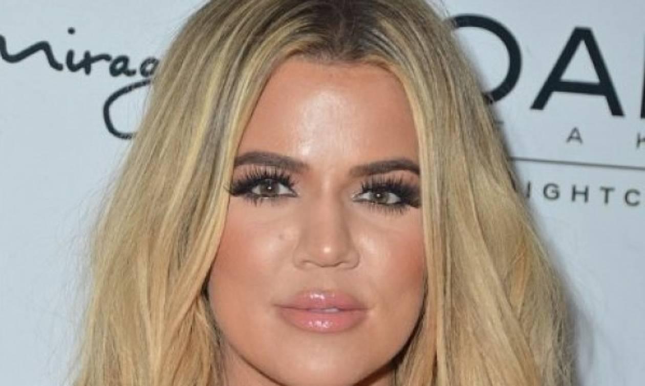 Wow! Η Khloe Kardashian στην πιο σέξι της εμφάνιση ever