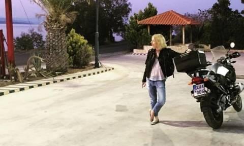 Καρύδη-Αθερίδης: Το ταξίδι τους στην Αίγινα και το ρομαντικό βίντεο τους με φόντο το ηλιοβασίλεμα
