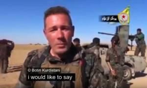 Νεκρός στη Συρία Αυστραλός που άφησε τη ζωή του για να πολεμήσει τον ISIS (Pics & Vid)