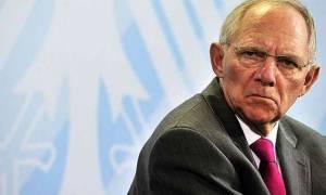 Σόιμπλε: Η ΕΚΤ δεν εφαρμόζει την καλύτερη πολιτική για τη Γερμανία