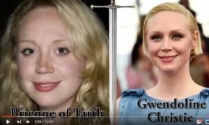 Viral video: Οι πρωταγωνιστές του Game of Thrones όπως δεν τους έχετε ξαναδεί