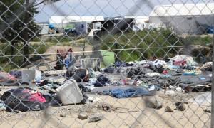 Διασκορπισμένοι στο Κιλκίς οι πρόσφυγες μετά την εκκένωση της Ειδομένης