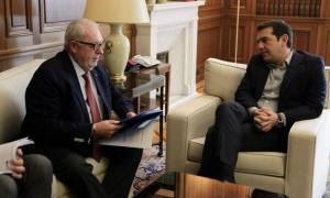 Τσίπρας σε Αγραμούντ: Να διασφαλιστεί η απρόσκοπτη εφαρμογή της συμφωνίας ΕΕ - Τουρκίας