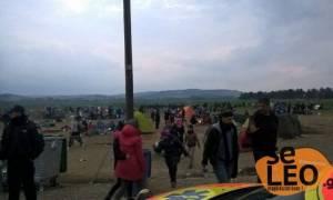 Συνεχίζονται τα βίαια επεισόδια σε καταυλισμούς - Πέντε ακόμα πρόσφυγες τραυματίες στο Κιλκίς