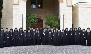 Πατριαρχείο Αντιοχείας: Ευχαριστούμε τους Ελληνες για την φιλοξενία στους Σύριους πρόσφυγες
