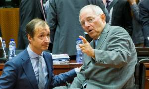 Ακόμα και ο Σόιμπλε χαρακτηρίζει ανοησία την αύξηση του ΦΠΑ στην Ελλάδα!