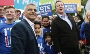 Συμμαχία Κάμερον - Καν κατά του Brexit