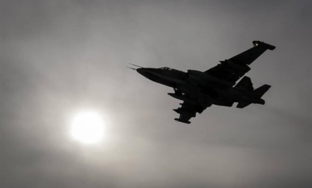 Η Τουρκία σφυροκοπά την Συρία με αλλεπάλληλες αεροπορικές επιθέσεις