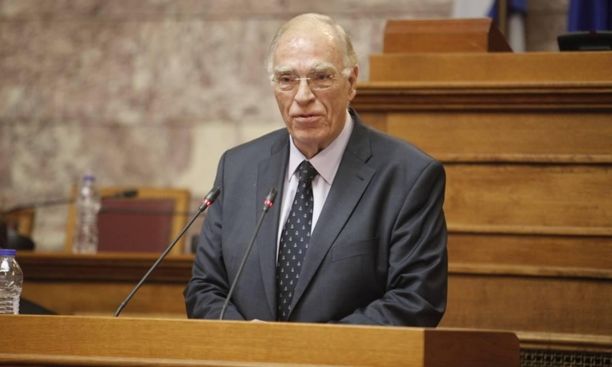 Β. Λεβέντης: Ο Τσίπρας μου πρότεινε πέντε υπουργεία για να μπω στην κυβέρνηση