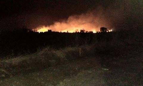 Τραγωδία στην Ινδία: Τουλάχιστον 17 νεκροί από πυρκαγιά σε αποθήκη πυρομαχικών του στρατού (Vids)
