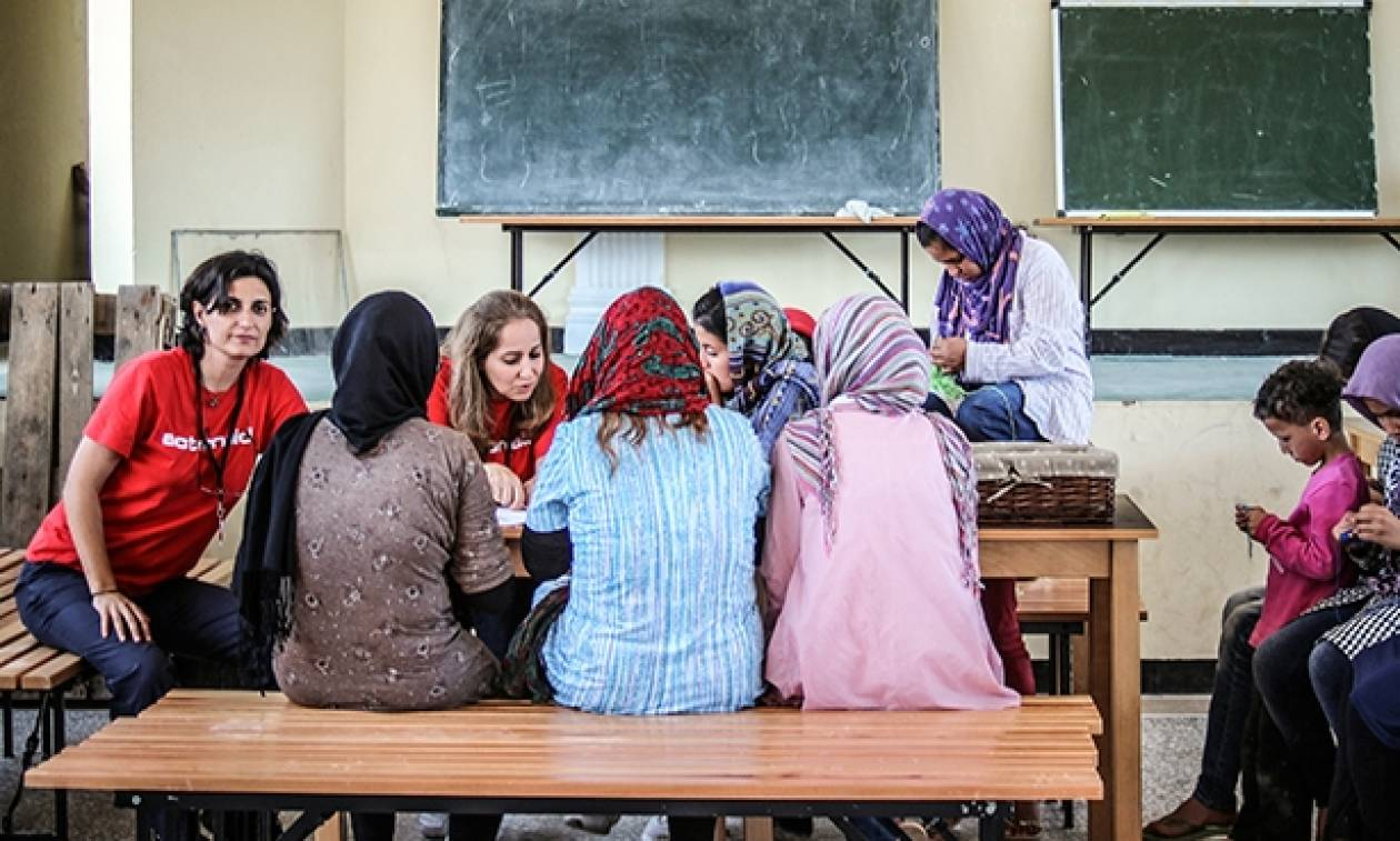 Η ActionAid στο πλευρο των πιο ευάλωτων στους καταυλισμούς προσφύγων της Αττικής