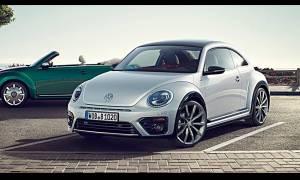 Ο Σκαραβαίος επίσημα VW Beetle είναι ακόμα ζωντανός