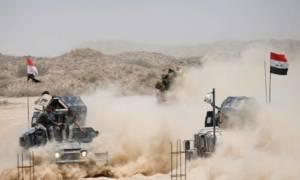 Ιράκ: Ισχυρή η αντίσταση των τζιχαντιστών στη Φαλούτζα – Ανθρώπινη ασπίδα τους οι άμαχοι (videos)