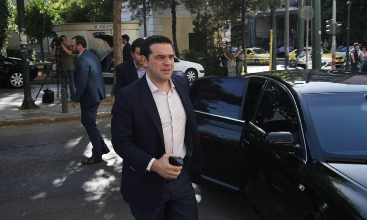 Τσίπρας: Συνέδριο το Σεπτέμβρη και ριζικές αλλαγές στον ΣΥΡΙΖΑ