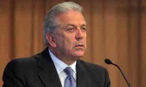 Αβραμόπουλος: Οι μετανάστες κινδυνεύουν να μετατραπούν σε βαποράκια ναρκωτικών