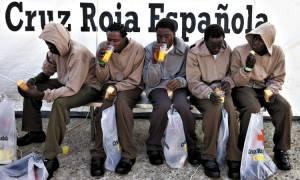 Δριμεία κριτική της Διεθνούς Αμνηστίας στην Ισπανία για την προσφυγική κρίση (Vid)