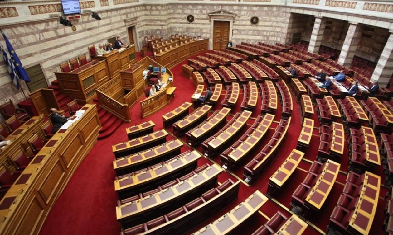 Βουλή: Στην Ολομέλεια οι τροπολογίες για την ολοκλήρωση της αξιολόγησης