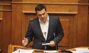 Σε ρόλο τιμητή ο Τσίπρας: «Βάφτισε» επιτυχημένη την τροπολογία επί των offshore