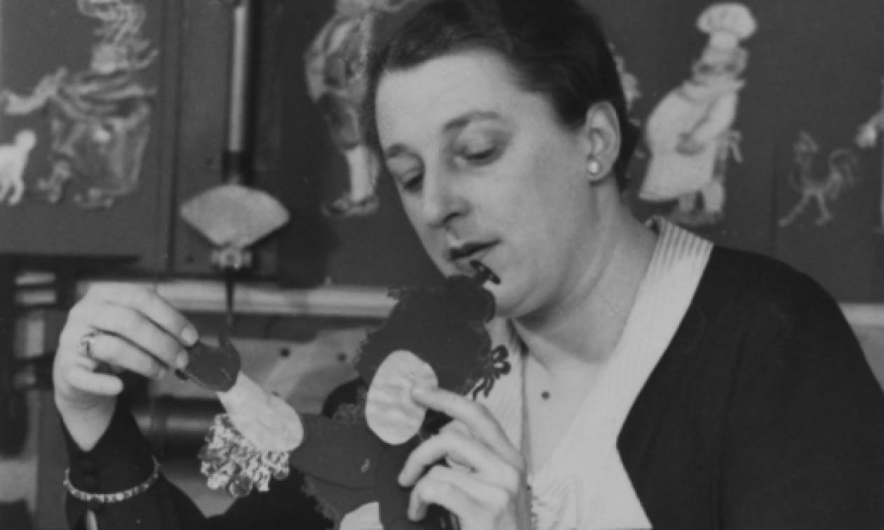 Lotte Reiniger: Το doodle της Google για τα 117 χρόνια από τη γέννησή της