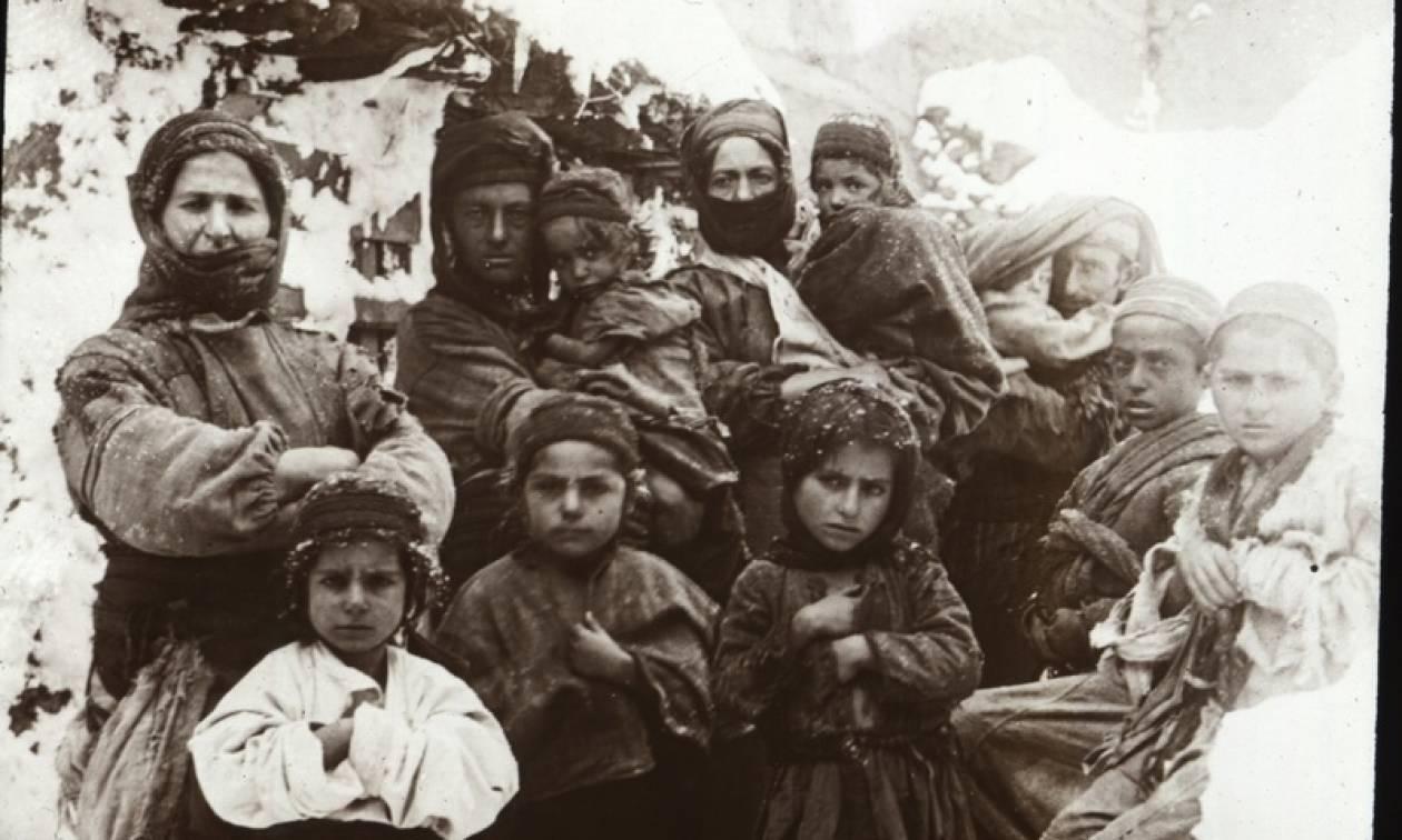 Η Αρμενία καλεί τη Γερμανία να αναγνωρίσει τη γενοκτονία