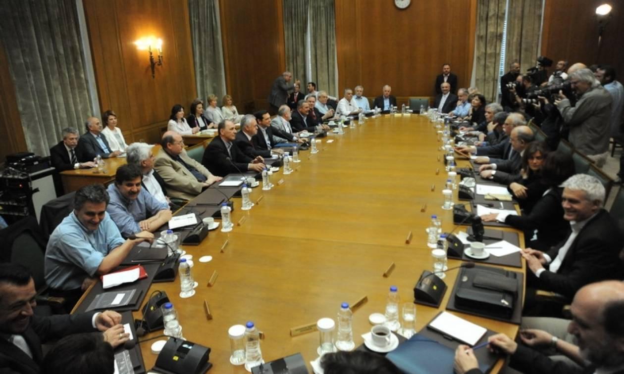Σήμερα (2/6) η συνεδρίαση του υπουργικού συμβουλίου