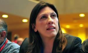 Κωνσταντοπούλου: Η κυβέρνηση ΣΥΡΙΖΑ – ΑΝΕΛ ξεπλένει ποινικές ευθύνες πολιτικών