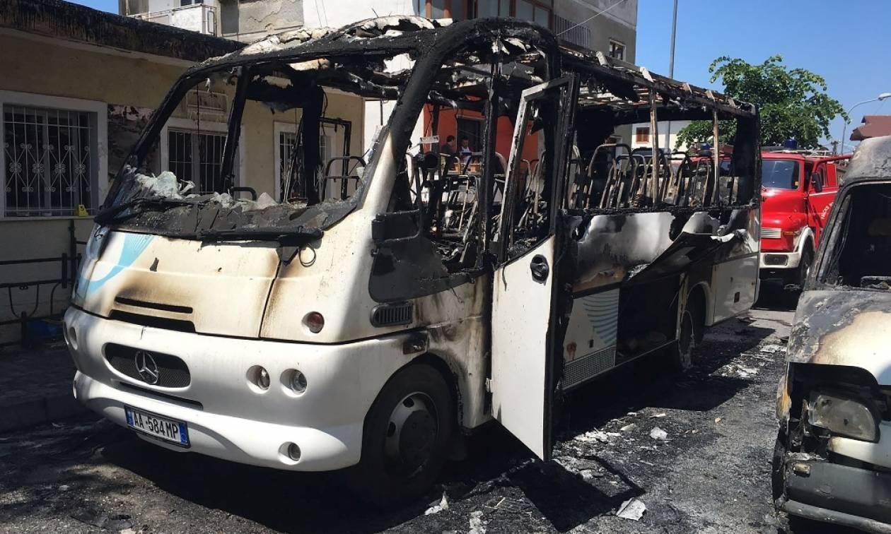 Αεροδιακομιδή Τίρανα - Αθήνα για 4 τραυματίες του μοιραίου λεωφορείου