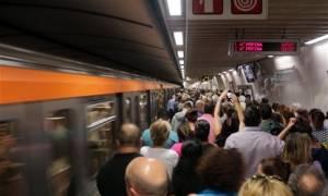 Κλείνει ο σταθμός του Μετρό «Σύνταγμα»