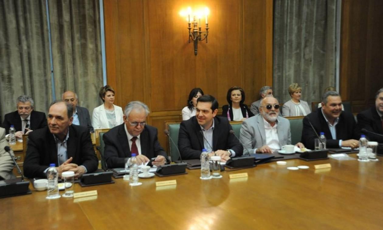 Καθυστέρηση 2 ωρών στο Υπουργικό Συμβούλιο