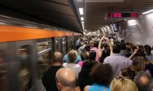 Έκλεισε ο σταθμός του Μετρό «Σύνταγμα»