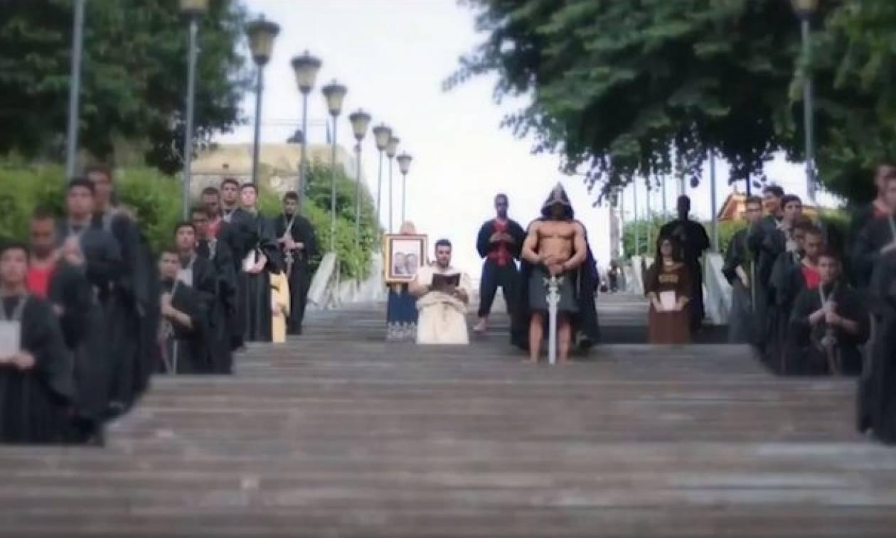 To video που κάνει θραύση στο διαδίκτυο: ΣΥΡΙΖΑ - ΑΝΕΛ α λα Game of Thrones