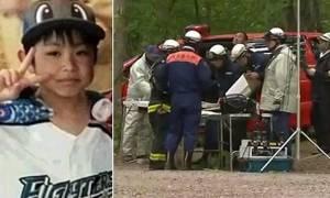 Ιαπωνία: Για έκτη μέρα αγνοείται 7χρονο αγόρι - Και δυνάμεις του στρατού στις έρευνες (video)