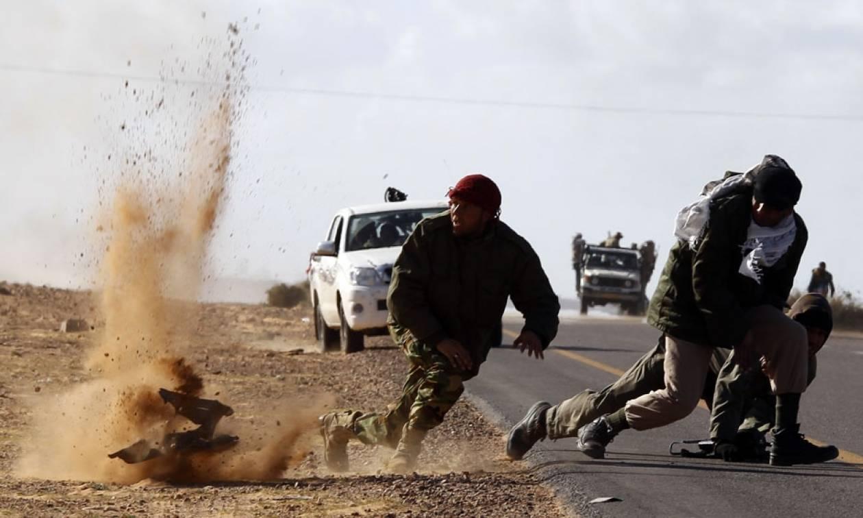 Λιβύη: 10 νεκροί στρατιώτες και 40 τραυματίες από τις μάχες για την ανακατάληψη της Σύρτης